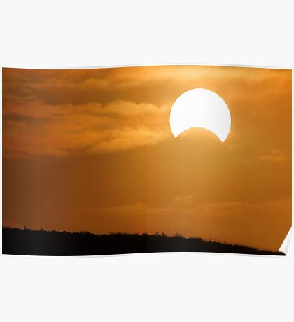 Solar Eclipse - May 10 2013  Poster