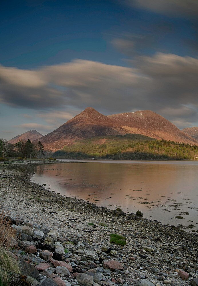 Late spring in Glencoe by EileenW
