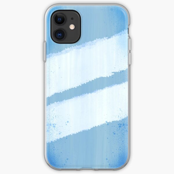 Contrails iPhone Soft Case