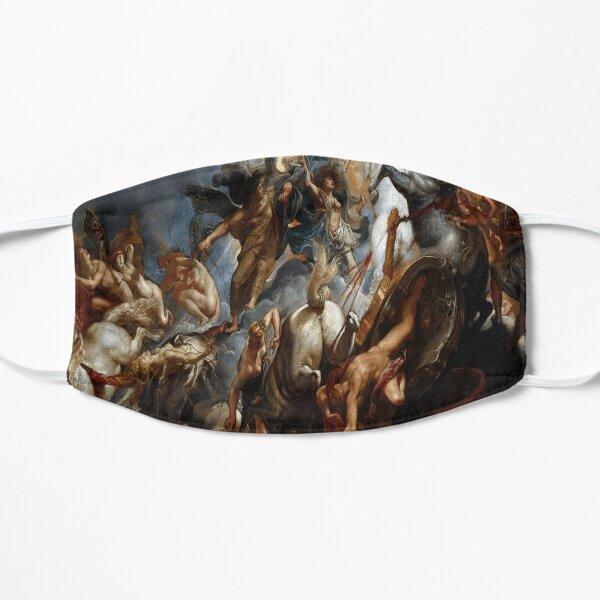 The Fall of Phaeton by Peter Paul Rubens Flat Mask