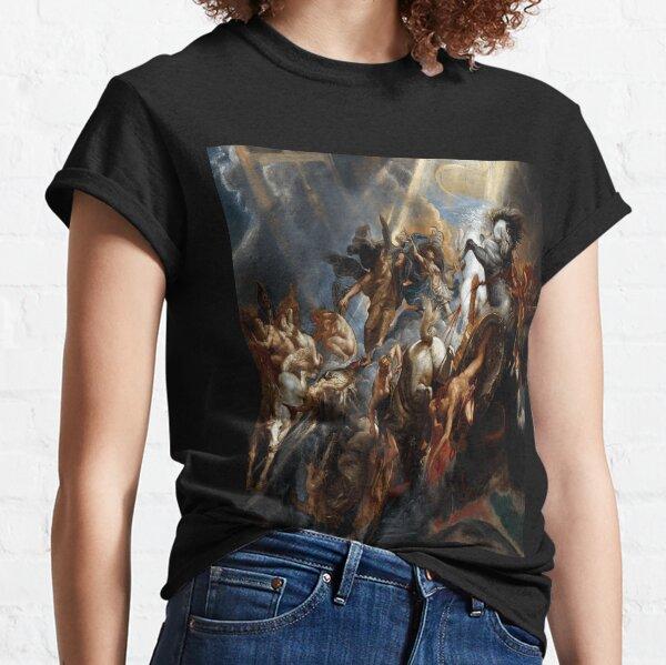 The Fall of Phaeton by Peter Paul Rubens Classic T-Shirt