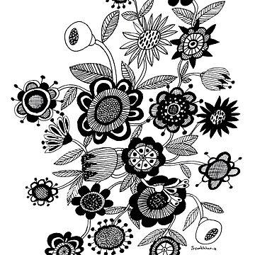 Flora by sparklehen