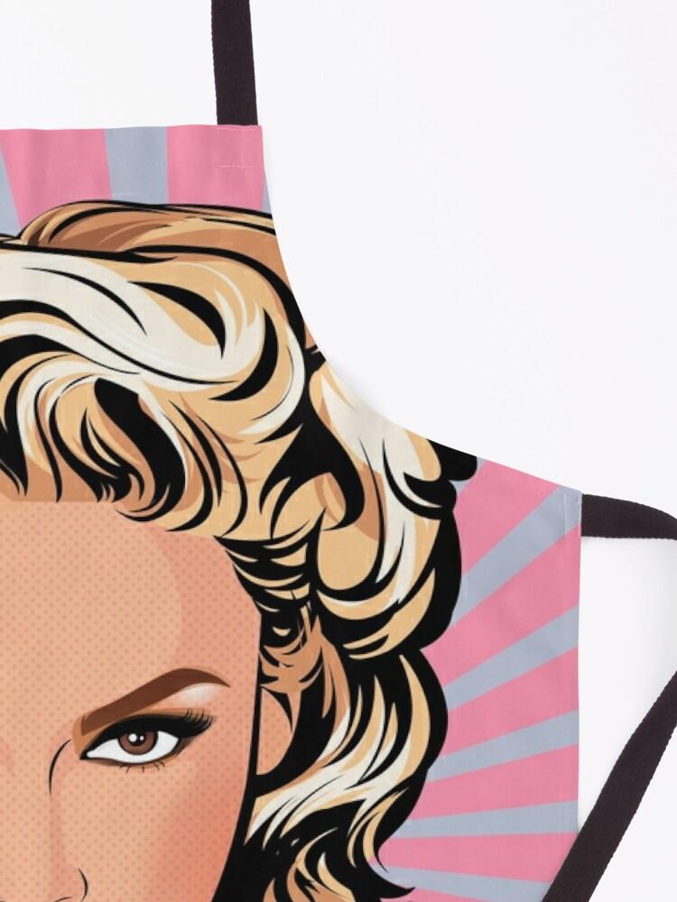 Alternate view of Gwen Stefani Apron