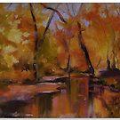 Onondaga Parkway Hideout by Patricia Elliott