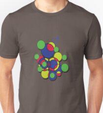 Circles of colour! Unisex T-Shirt