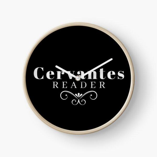 Lector Cervantes Reloj