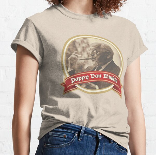 Pappy Van Winkle Kentucky Straight Bourbon Whiskey  Classic T-Shirt
