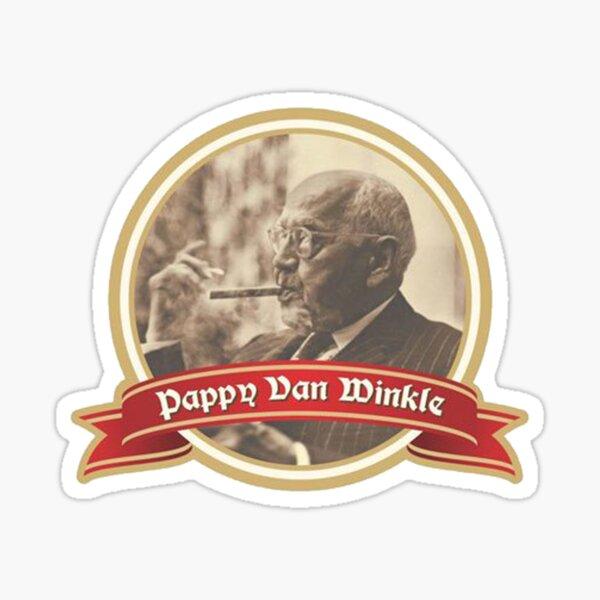 Pappy Van Winkle Kentucky Straight Bourbon Whiskey  Sticker