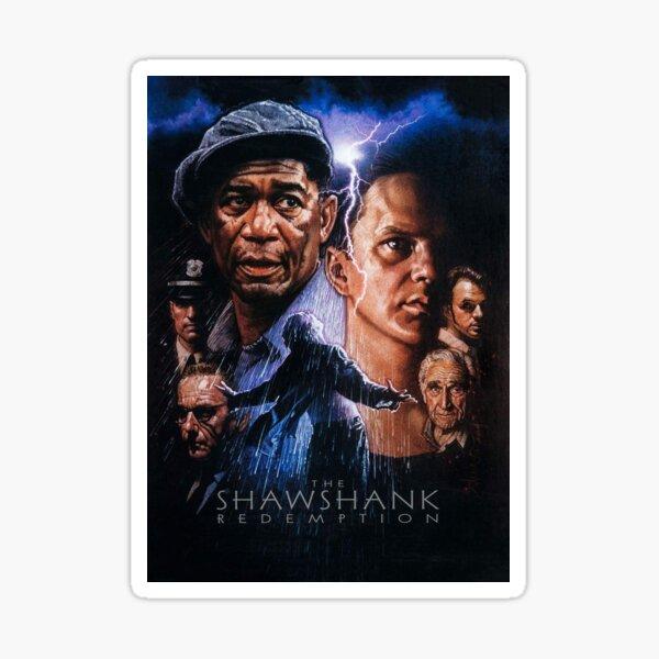 The shawshank redemption Sticker