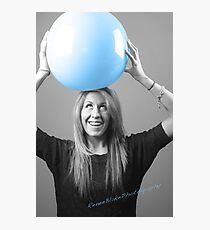 Keep Your Eye On The Ball ! Photographic Print