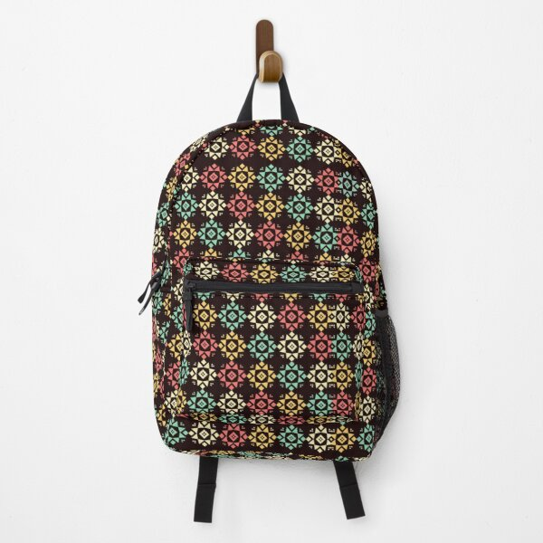 Mix of Shapes Backpack