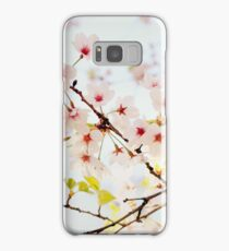 Cherry Blossoms Samsung Galaxy Case/Skin