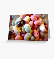 Jelly Beans anyone?! Greeting Card