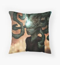 The Chrysalis Throw Pillow