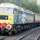 Class 47 #47580 County of Essex by Kit347