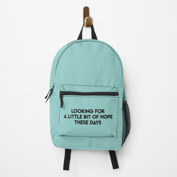 Looking for a little bit of hope Backpack