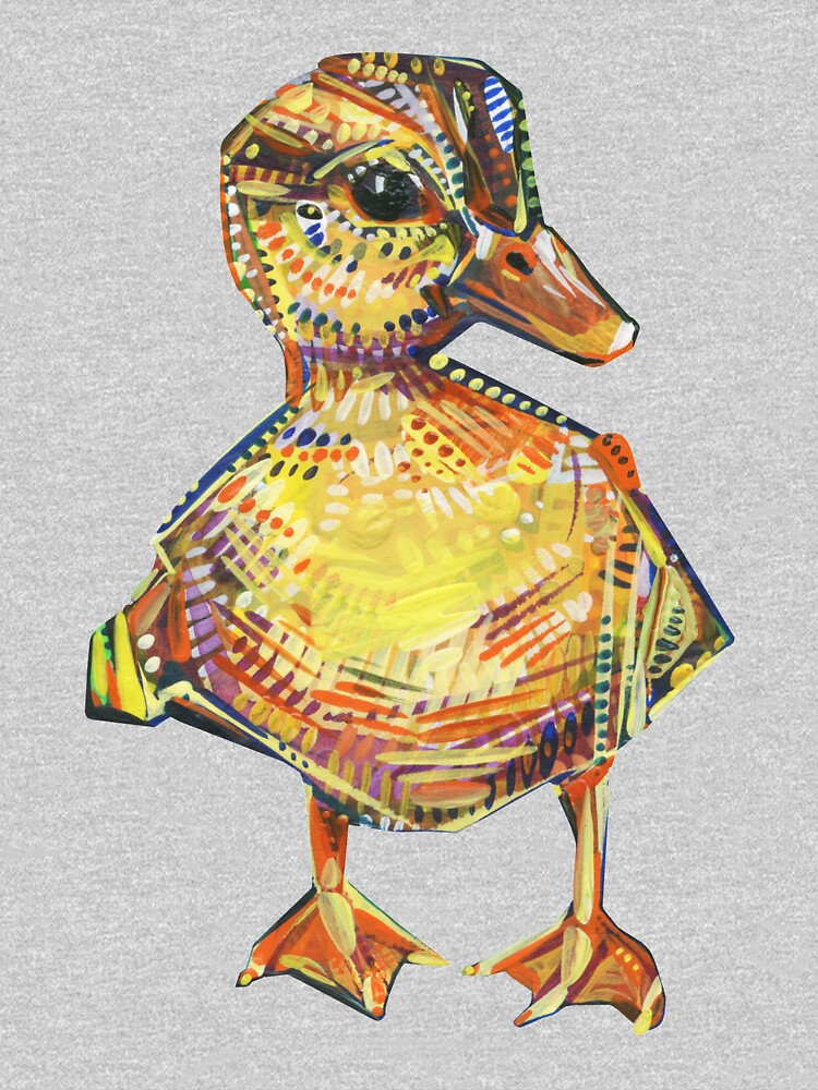 Ducky Painting - 2018 by gwennpaints