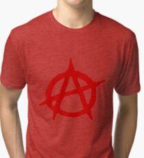 Anarchy Shirt Tri-blend T-Shirt