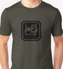 JOE'S Bar T-Shirt