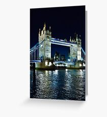 London 2011 Greeting Card