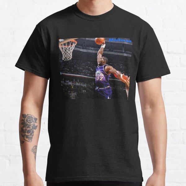 Karl Malone Camiseta clásica