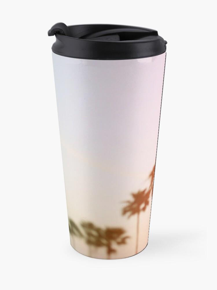 Alternate view of Summer Palms Travel Mug