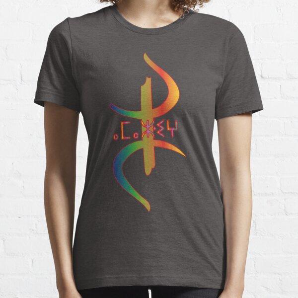Drapeau standard Amazigh, berbère T-shirt essentiel