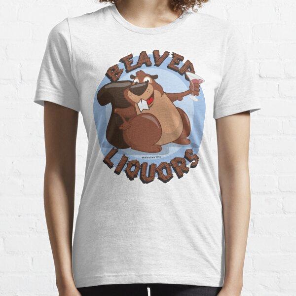 Beaver Liquors Essential T-Shirt
