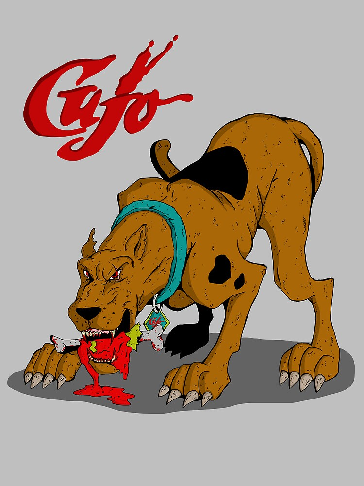 Cujo Doo by Luke Thornhill