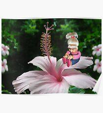 ☀ ツ MY LITTLE FLOWER GIRL ☀ ツ Poster