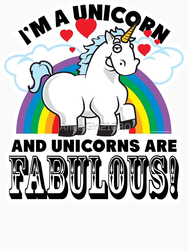Fabulous Unicorn | Unisex T-Shirt