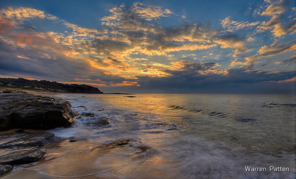 Central Coast Morning. (11-5-13) by Warren  Patten