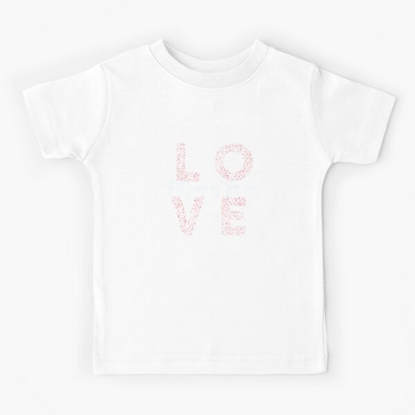 Love That Journey for Me Kids T-Shirt