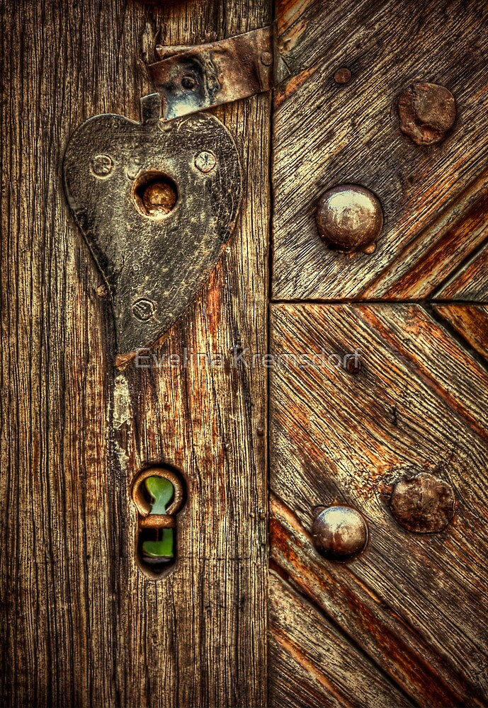 Unlock My Heart by Evelina Kremsdorf