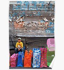 Bogota, Colombia 0733 Poster