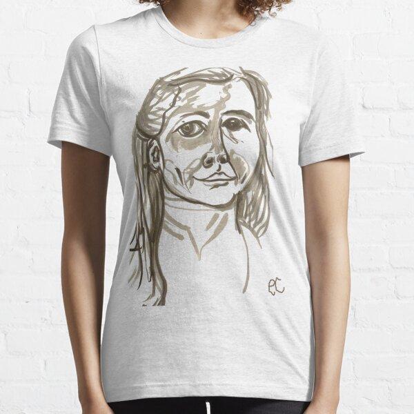 Mandy Connel portrait as clothing Essential T-Shirt