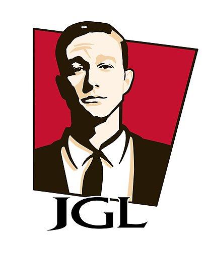 Joseph Gordon-Levitt - KFC Logo by CongressTart