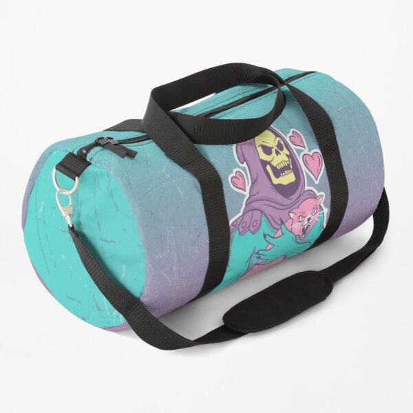 Skeletor's Cat Duffle Bag