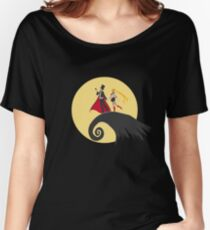 a sailor christmas Women's Relaxed Fit T-Shirt