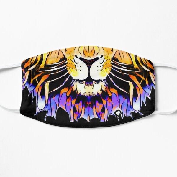 Golden Lion, King of Beasts Flat Mask