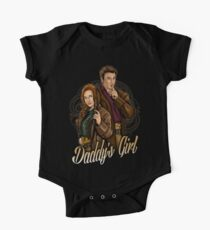 Daddy's Girl One Piece - Short Sleeve