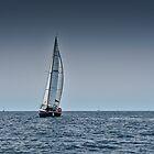 Verso il mare aperto by Andrea Rapisarda