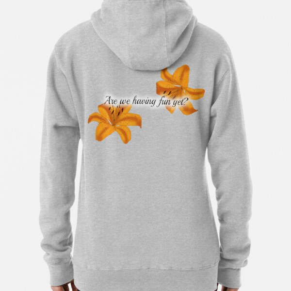 Are we having fun yet? Pullover Hoodie