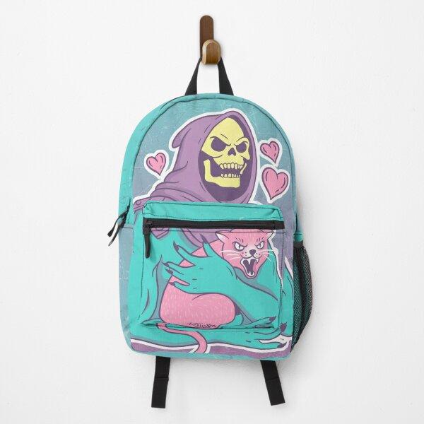 Skeletor's Cat Backpack