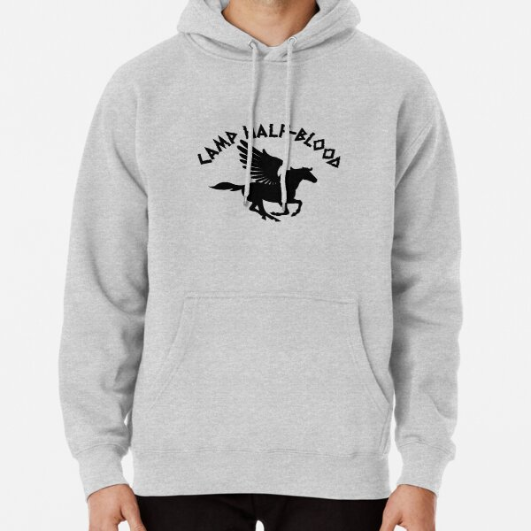 Camp Half Blood Long Island Sound #1 Pullover Hoodie