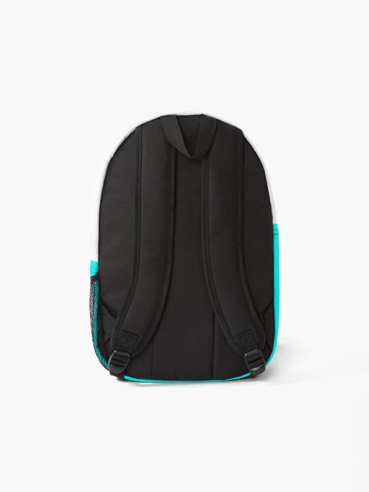 Alternate view of I Believe In Gruff-2 Backpack