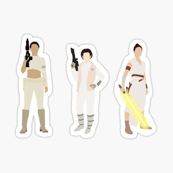 The Main Girls Sticker