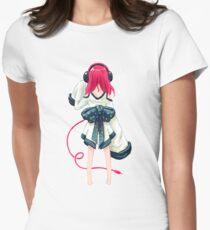 Rhythm Womens Fitted T-Shirt