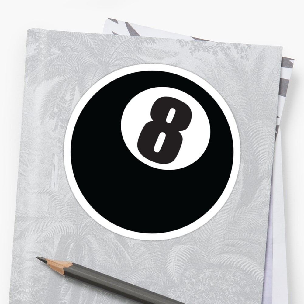8 Ball by CarbonClothing