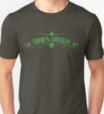 100% Irish Floral T-Shirt